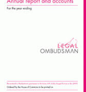 Solicitors ombudsman latest facts and figures